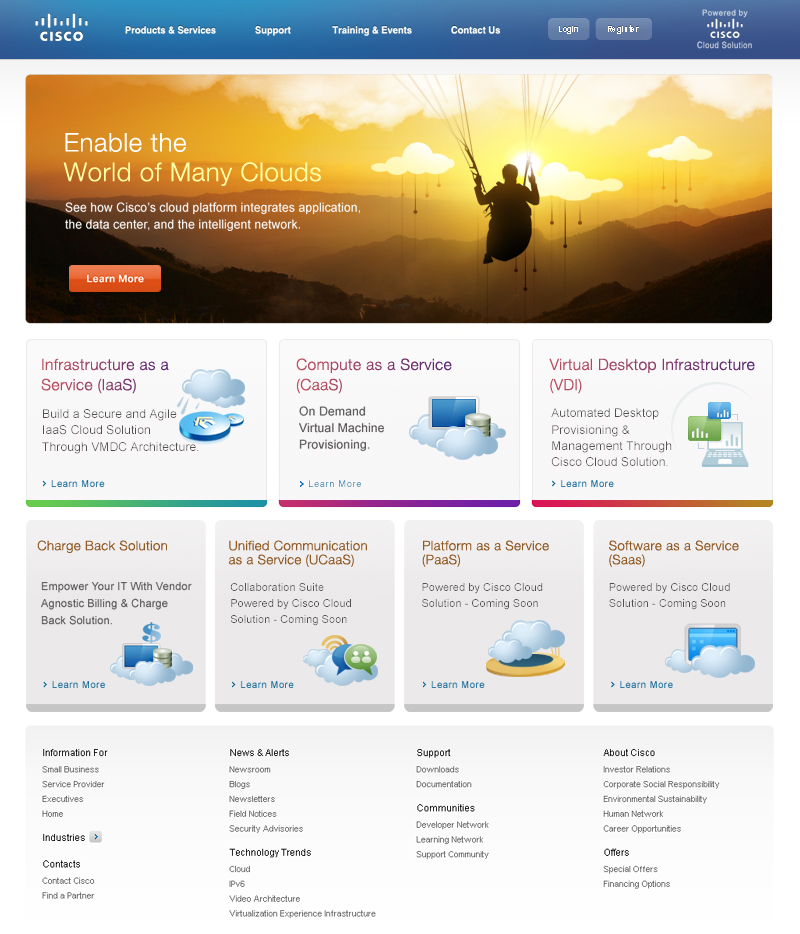 Cisco – Middle East